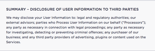 Ookla's Privacy Policy