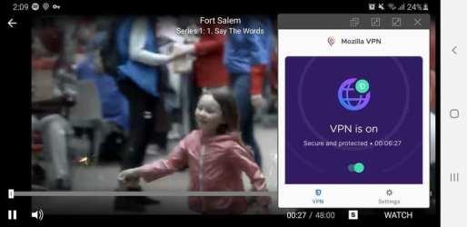 Mozilla VPN BBC