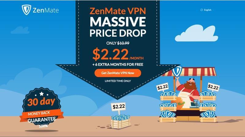 ZenMate Offer