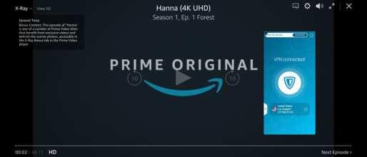 Zenmate Amazon Prime