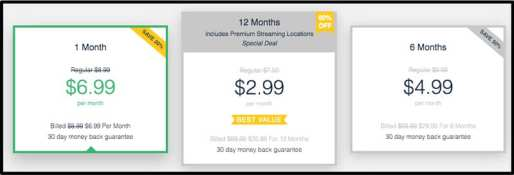 Pricing 2 UltraVPN