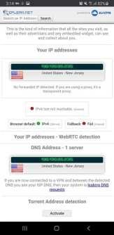 DNS Leak UTunnel 1