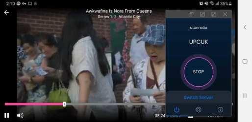 UTunnel VPN BBC iPlayer