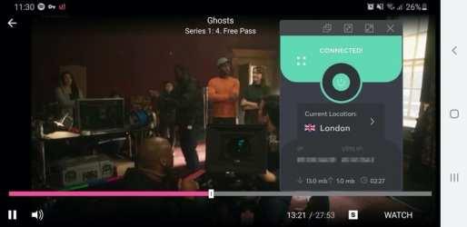 WeVPN BBC iPlayer