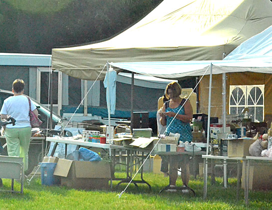 Yard sale frenzy « The VW independent