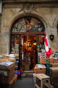The Abbey Bookshop, Paris, France
