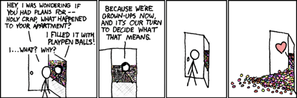 """Grownups"" by xkcd"