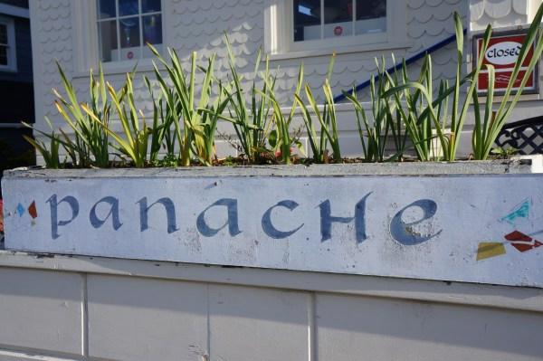 photo of panache name on flowerbox