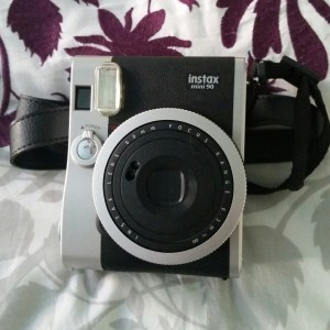 photograph of Fujifilm Instax Mini 90 camera