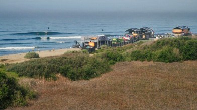 Lower Trestles. What a surf competition should look like.
