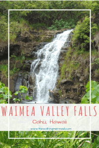 waimea valley falls