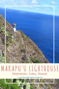 Makapu'u Lighthouse Trail, Waimanalo, Hawaii
