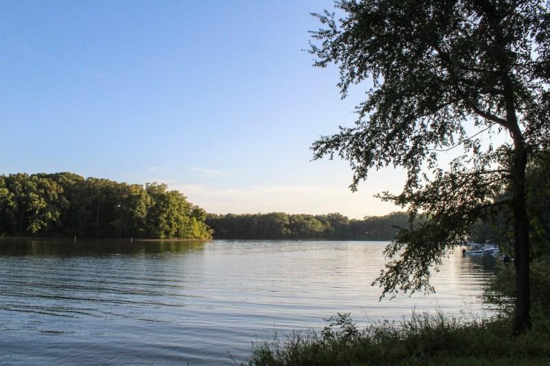 Piney Campground Land Between The Lakes Virginia Loop Kentucky Lake