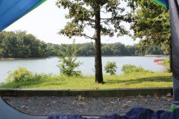 Piney Campground Land Between The Lake Kentucky Lake Virginia Loop