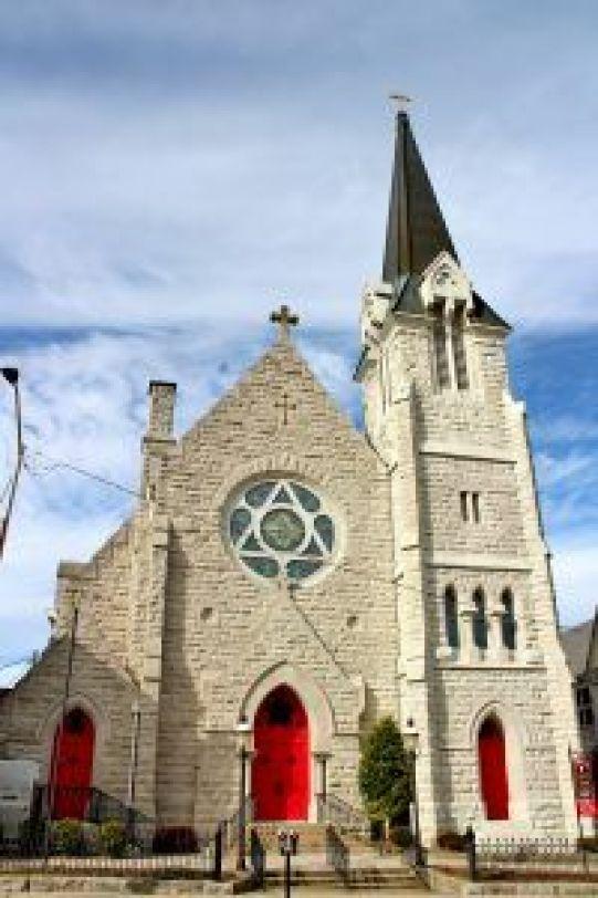 clarksville trinity church