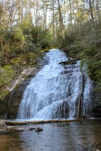 Helton Creek Falls, Blairsville, Georgia