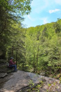greeter falls south cumberland tennessee