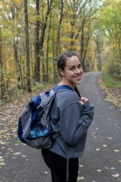 hiking kula cloth pee cloth backpack outdoors