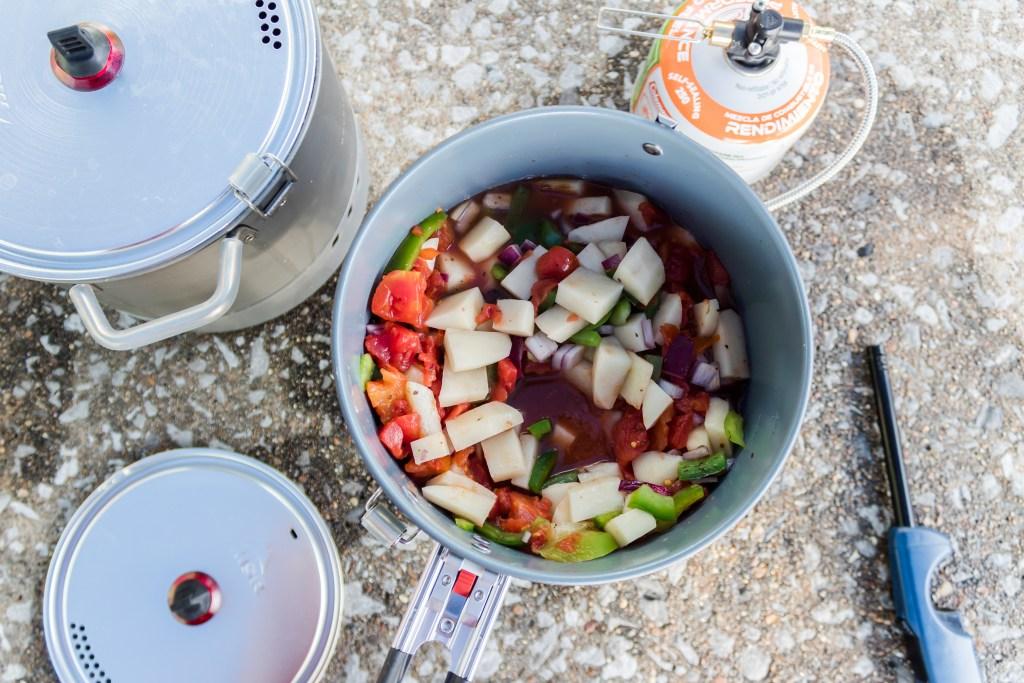 msr gear wind burner sauce pot stock pot stove system alpine deluxe kitchen utensils