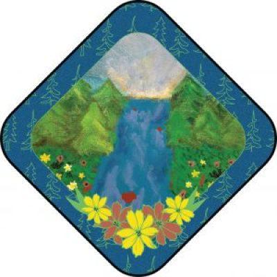 kula cloth kula for a cloth river painting