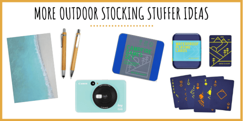 outdoor stocking stuffer ideas