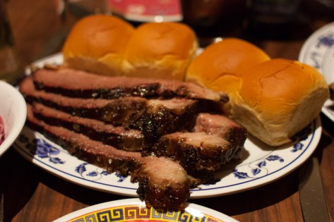fatty cue in the west village from the walkup