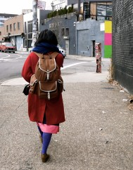 Sartorial, street-style in Williamsburg, Brooklyn, NY