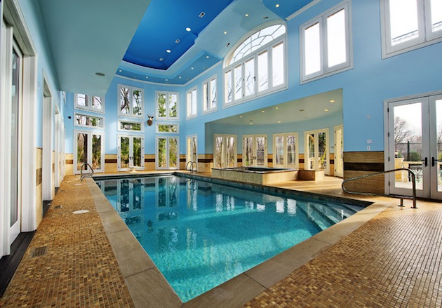 Check Out These Awesome Indoor Swimming Pools!
