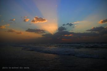 gaza cloud light