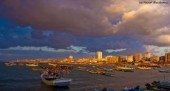 gaza seaport views