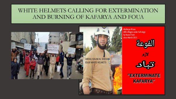 white helmets kafarya and foua
