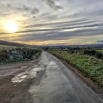 Long Road in Perthshire