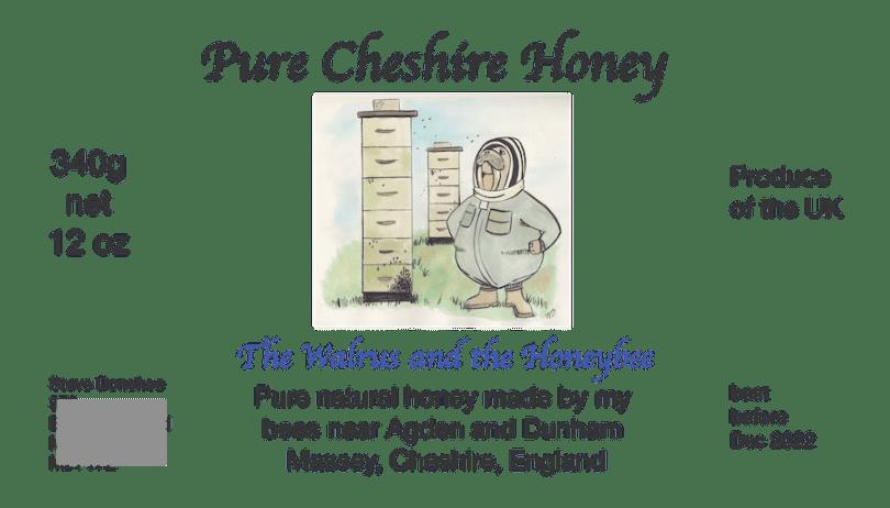 My Honey Label