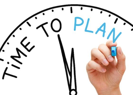 Time to Plan (Creator:Ivelin Radkov)