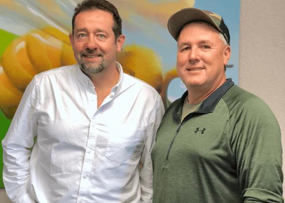 Me and Ray Olivarez Oct 2018