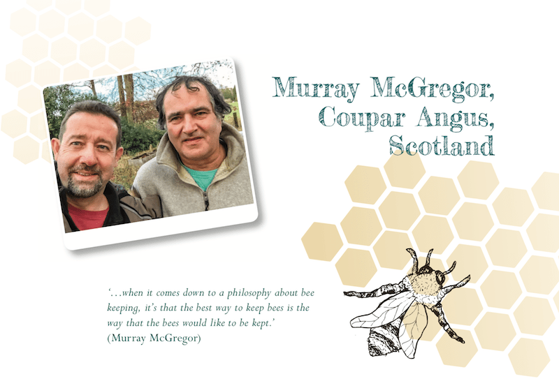 Chapter Heading Sample from Interviews with Beekeepers