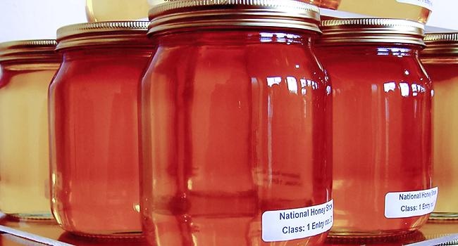 Honey Show Entries