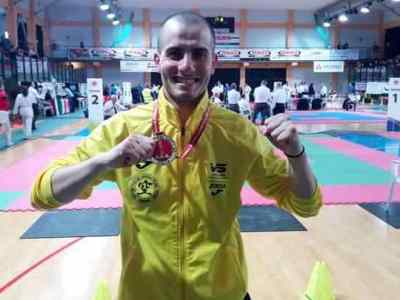 Carmine Donadio karate