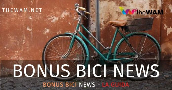 Bonus bicicletta news 2020