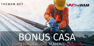 Superbonus al 110% comunicazioni online