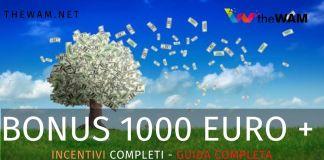 Tutti i bonus da 1000 euro e come averli