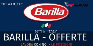 Offerte di lavoro in Barilla. Ecco le posizioni aperte come candidarsi