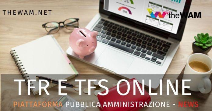 Online la piattaforma per richiedere l'anticipo del Tfs e del Tfr per i lavoratori pubblici statali