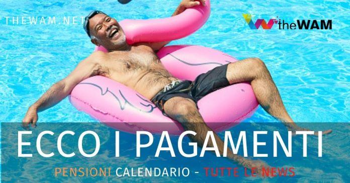 Pagamento pensioni ottobre 2020. Calendario Inps e news