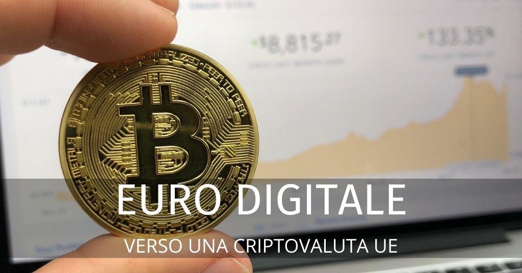 Moneta elettronica: l'Ue studia l'euro digitale