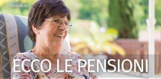 Pagamento pensioni Inps calendario novembre. Cedolino pensione atteso per oggi