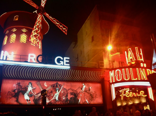 Why I didn't like the Moulin Rouge