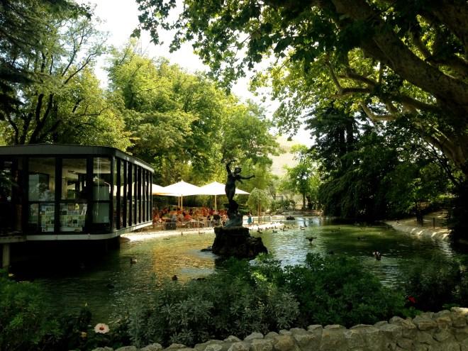 Rocher des Doms Avignon