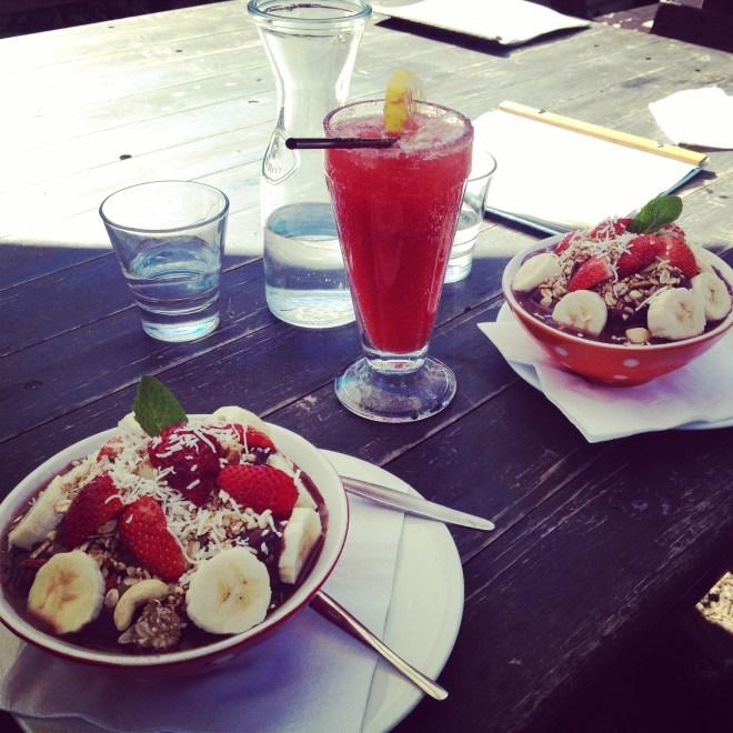 Mandala Organic Arts Cafe Healthy Brunch on the Gold Coast