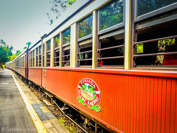 Kuranda Scenic Railway Queensland Australia
